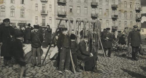 Żydzi piotrkowscy