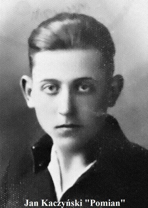 """Jan Kaczyński """"Pomian"""""""