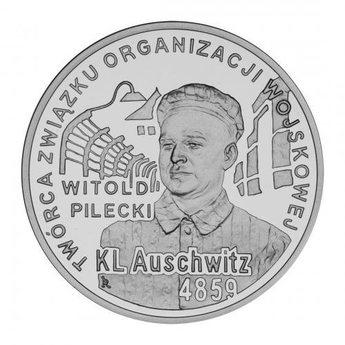 Moneta Rewers Pilecki