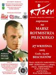 II Bełchatowski Marsz Rotmistrza Pileckiego