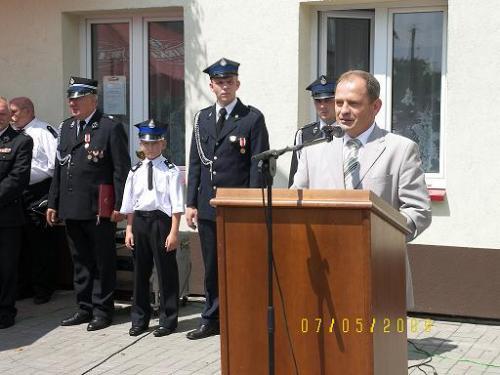 Przewodniczący Sejmiku Województwa Łódzkiego - Marek Mazur