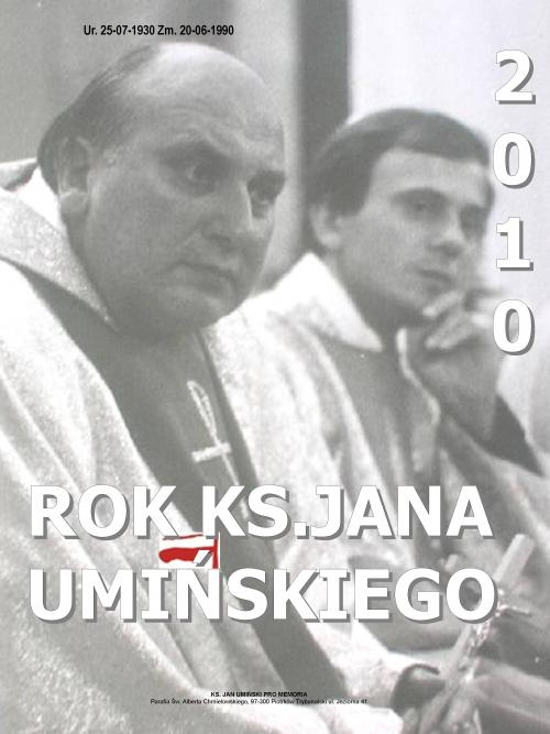 Ks. Jan Umiński