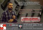 Ad Arma - spotkanie z Jakiem Hogą 27.04.2016