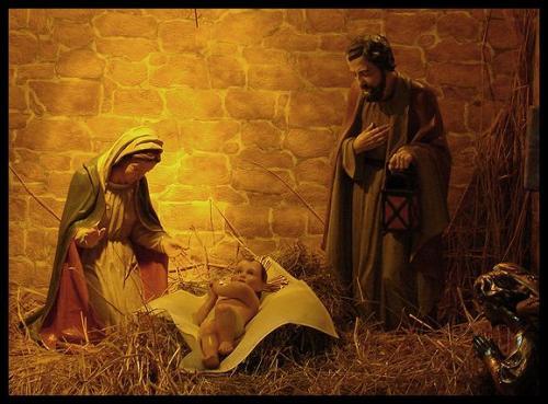 Chrystus się rodzi...