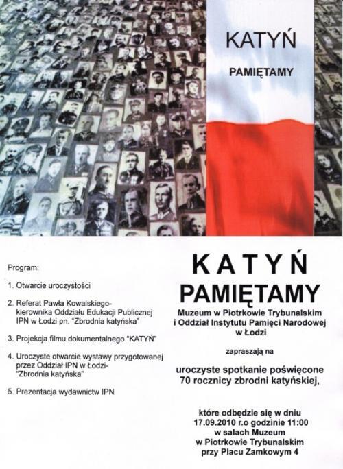 Katyń Pamiętamy