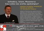 Stanisław Krajski - Uchodźcy, Islam, Masoneria. Czy czeka nas wielka apokalipsa?