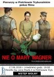 Nie o Mary Wagner - pokaz filmu