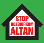 Stop rozbiórkom altan